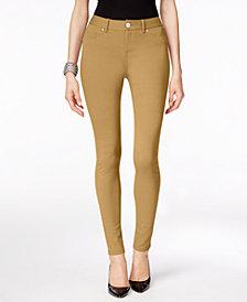 I.N.C. Curvy Ponte Skinny Pants, Created for Macy's