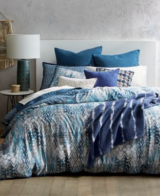 Lucky Brand Sienna Reversible Bedding Collection, Created For Macyu0027s