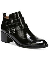 Franco Sarto Raina Block-Heel Booties