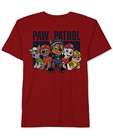 Jem Nickelodeon's® Paw Patrol-Print Cotton T-Shirt, Toddler Boys