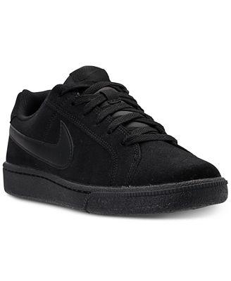 Nike Court Royale Men Black Shoes Sale Hot Sale Cheapest Price