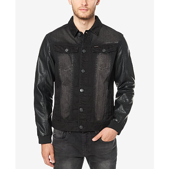 Buffalo David Bitton Men's Denim Jacket
