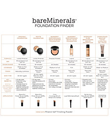bareMinerals Foundation Finder