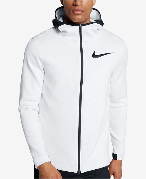 997916953 Nike Men's Therma Flex Showtime Zip Basketball Hoodie & Reviews ...