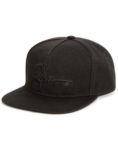 save off b44ef 99eba ... new arrivals young reckless mens signature snapback hat hats gloves  d7ace 11b5a