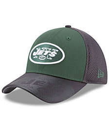 New Era New York Jets Visor Hit 39THIRTY Cap