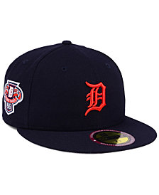 New Era Detroit Tigers Ultimate Patch Collection Anniversary 59FIFTY Cap