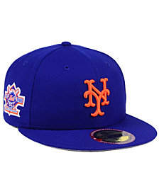 New Era New York Mets Ultimate Patch Collection Anniversary 59FIFTY Cap