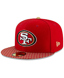 New Era San Francisco 49ers Sideline 59FIFTY Cap