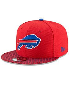 New Era Buffalo Bills Sideline 9FIFTY Snapback Cap