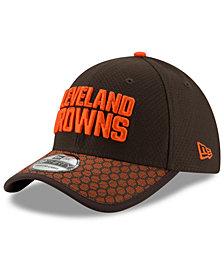 New Era Cleveland Browns Sideline 39THIRTY Cap