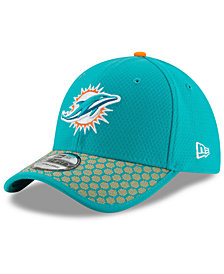 New Era Miami Dolphins Sideline 39THIRTY Cap