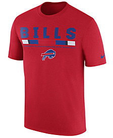 Nike Men's Buffalo Bills Legend Staff T-Shirt