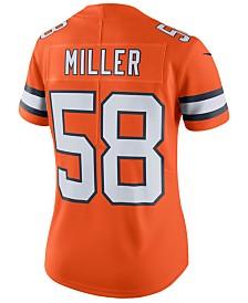 Nike Women's Von Miller Denver Broncos Color Rush Limited Jersey
