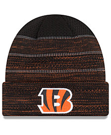 New Era Cincinnati Bengals Touchdown Cuff Knit Hat
