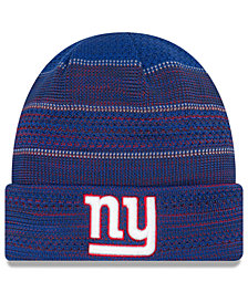 New Era New York Giants Touchdown Cuff Knit Hat