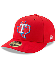 New Era Texas Rangers Little League Classic Low Profile 59FIFTY Fitted Cap