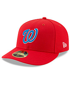 New Era Washington Nationals Little League Classic Low Profile 59FIFTY Fitted Cap