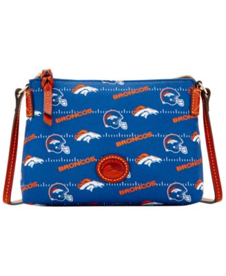 Denver Broncos Nylon Crossbody Pouchette