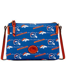 Dooney & Bourke Denver Broncos Nylon Crossbody Pouchette