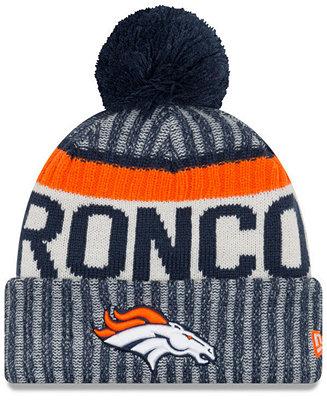 New Era Denver Broncos Alt Sport Knit Hat Amp Reviews Sports Fan Shop By Lids Men Macy S