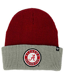 '47 Brand Alabama Crimson Tide Ice Block Knit Hat