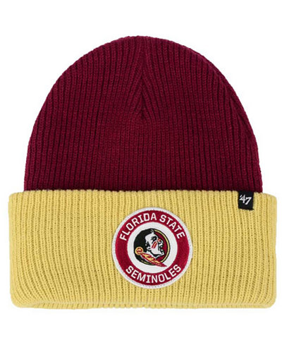 '47 Brand Florida State Seminoles Ice Block Knit