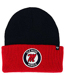 '47 Brand Ole Miss Rebels Ice Block Knit