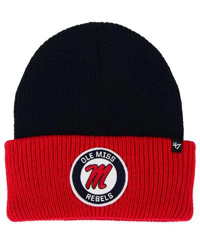 '47 Brand Ole Miss Rebels Ice Block Knit
