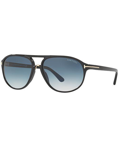 9e5805523fc5 ... Tom Ford JACOB Sunglasses