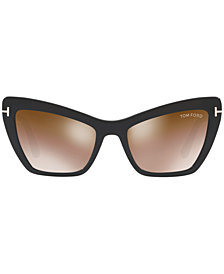 Tom Ford VALESCA Sunglasses, FT0555