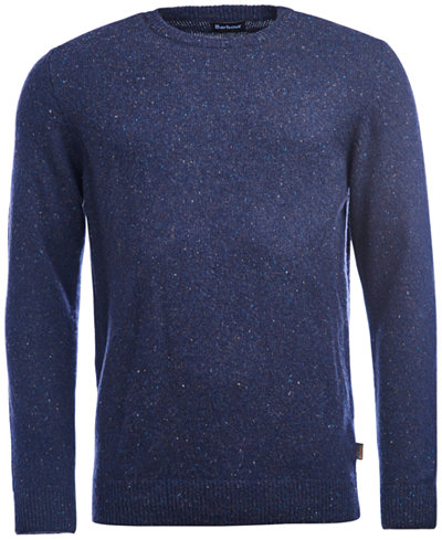 Barbour Men's Rothesay Flecked Sweater