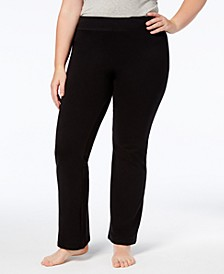 Women's Plus Size Boot Cut Leggings