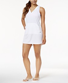 Nike Hooded Dress Cover-Up