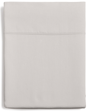 Hotel Collection Supima Cotton 825Thread Count Extra Deep King Flat Sheet Created for Macys Bedding