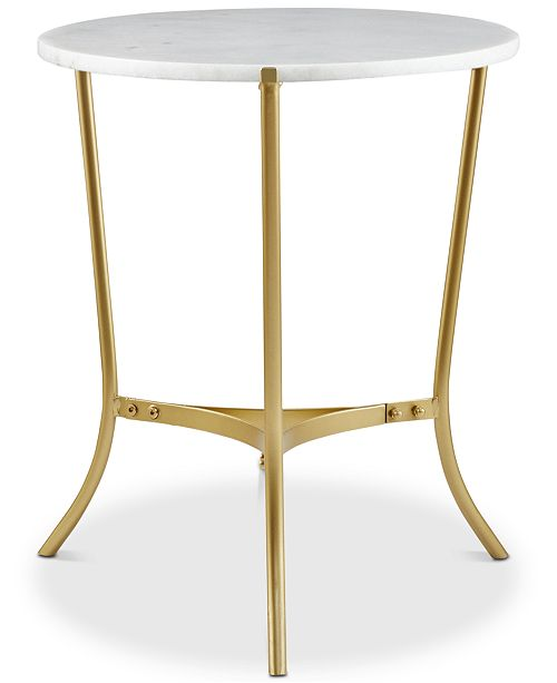 "Furniture Metro 20"" Accent Table"