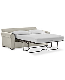"""Astra 91"""" Fabric Queen Sleeper Sofa, Created for Macy's"""
