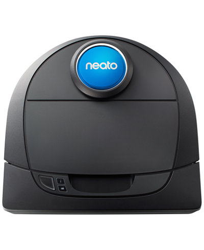 neato botvac connected d3 pro vacuuming robot vacuums floor care home macy 39 s. Black Bedroom Furniture Sets. Home Design Ideas