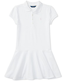 Toddler Girls Polo Dress