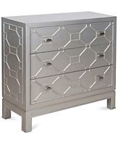 Fleming 3-Drawer Chest, Quick Ship