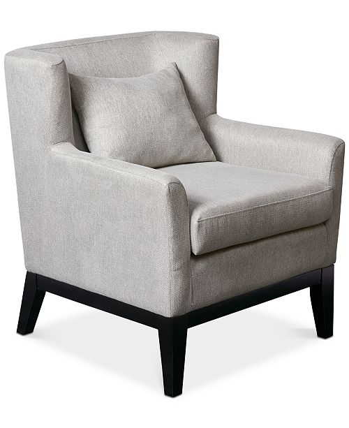 JLA Home Peabody Accent Chair, Quick Ship
