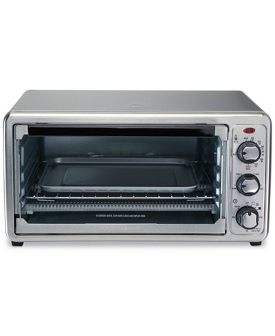 watts p beach silver with toaster hamilton s oven easy convection reach