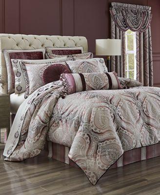 Gianna Quartz 4-Pc. Queen Comforter Set