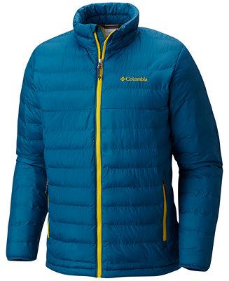 Columbia Men S Oyanta Trail Insulated Jacket Coats