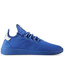 adidas Men's Originals Pharrell Williams Tennis HU Casual Sneakers from Finish Line