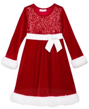 Bonnie Jean Sequin Santa...