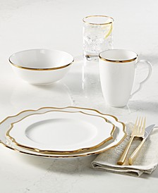 Contempo Luxe Dinnerware Collection