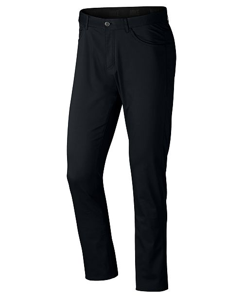 6e21283f6dfe4 Nike Men's Golf Tour Slim Pants & Reviews - Pants - Men - Macy's