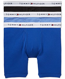Men's Cotton Boxer Brief 3-Pack
