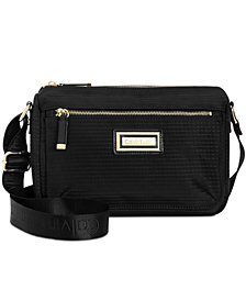 Calvin Klein Rippled Small Crossbody